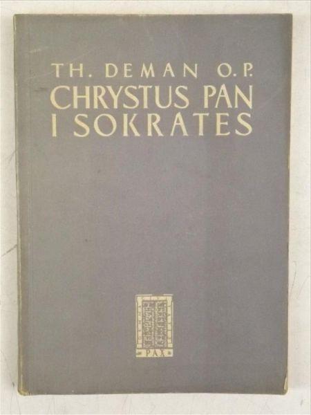 """""""Chrystus Pan i Sokrates''"""