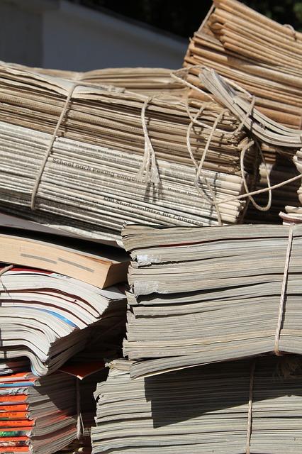Co zrobić ze starymi i zniszczonymi książkami?